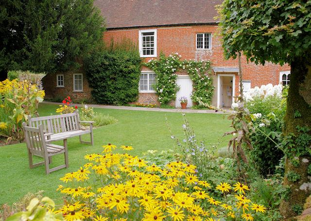 Chawton House Garden